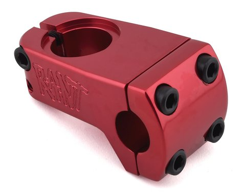 Rant Trill Front Load Stem (Red) (48mm)