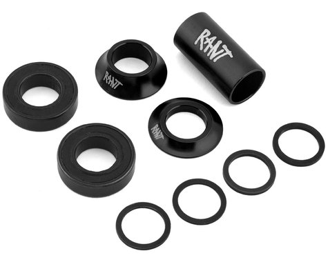 Rant Bang Ur Spanish BB Kit (Black) (19mm)