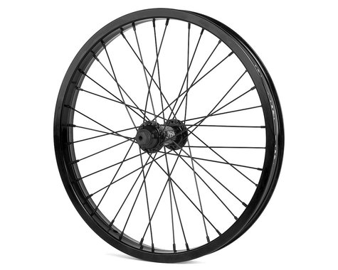 "Rant Party On V2 18"" Front Wheel (Black) (18 x 1.75)"