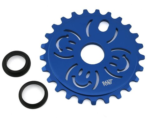 Rant H.A.B.D. Sprocket (Blue) (25T)