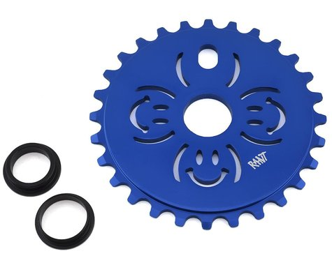 Rant H.A.B.D. Sprocket (Blue) (28T)