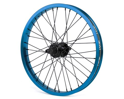 "Rant Party On V2 18"" Cassette Wheel (Blue) (18 x 1.75)"
