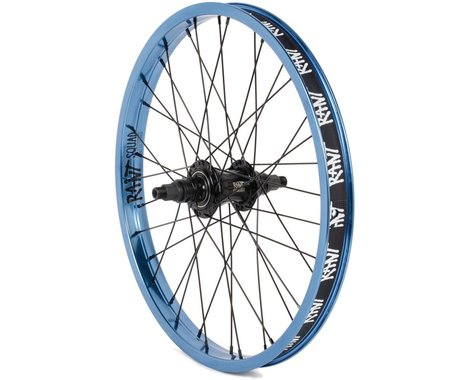 Rant Moonwalker 2 Freecoaster Wheel (Blue) (Left Hand Drive)