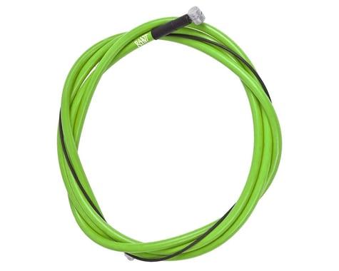 Rant Spring Linear Brake Cable (Lemon Green)