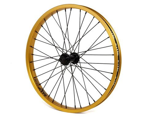 "Rant Party On V2 Front Wheel (Matte Gold) (20 x 1.75"")"