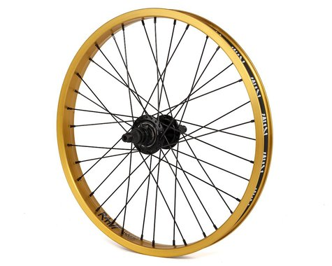 "Rant Moonwalker 2 Freecoaster Wheel (Matte Gold) (20 x 1.75"")"