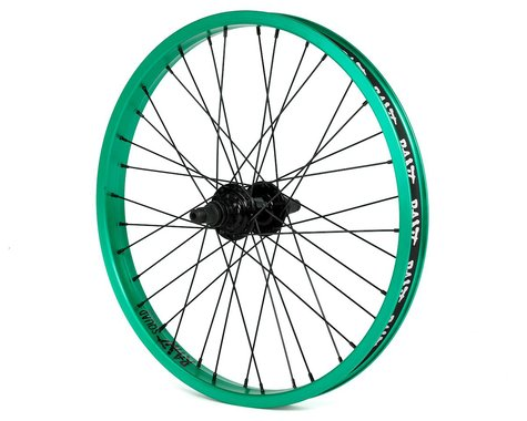 "Rant Party On V2 Cassette Wheel (Real Teal) (Left Hand Drive) (20 x 1.75"")"