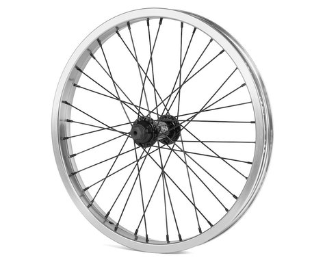 "Rant Party On V2 18"" Front Wheel (Silver) (18 x 1.75)"