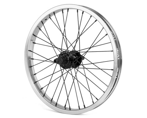 "Rant Party On V2 18"" Cassette Rear Wheel (Silver) (18 x 1.75)"