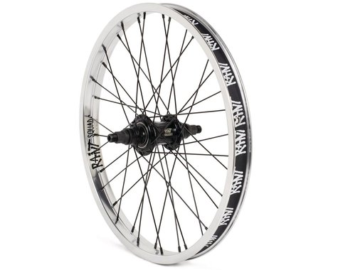 "Rant Moonwalker 2 Freecoaster Wheel (Silver) (Left Hand Drive) (20 x 1.75"")"