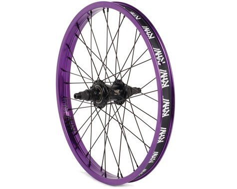 Rant Moonwalker 2 Freecoaster Wheel (90's Purple) (Left Hand Drive)