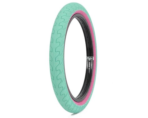 """Rant Squad Tire (Teal/Pink) (20"""") (2.35"""")"""