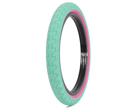 Rant Squad Tire (Teal/Pink) (20 x 2.35)