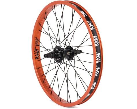Rant Moonwalker 2 Freecoaster Wheel (Orange) (Left Hand Drive) (20 x 1.75)
