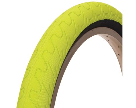 Rant Squad Tire (Neon Yellow/Black)