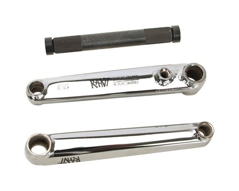 Rant Bangin 48 Cranks (Chrome) (170mm)