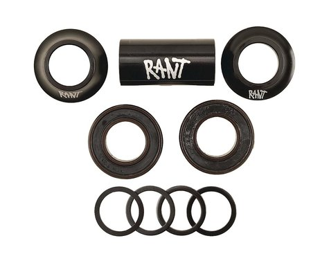 Rant Bang Ur Mid Bottom Bracket Kit (Black)