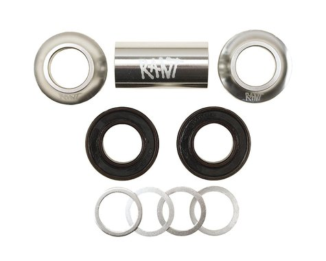 Rant Bang Ur Mid Bottom Bracket Kit (Silver) (19mm)