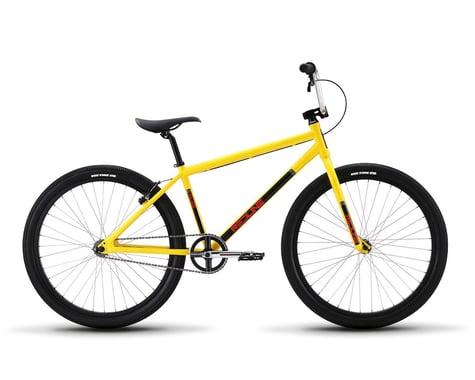 Redline PL26 BMX Cruiser (Yellow)