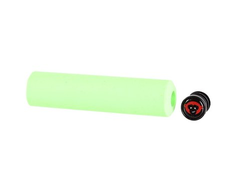 Red Monkey Kärv Silicone Gripset (Green) (36mm Diameter)