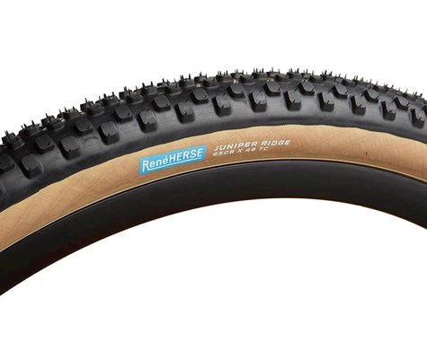 Rene Herse Juniper Ridge Tire (Tan Sidewall) (Standard Casing) (650 x 48)
