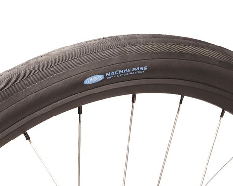 "Rene Herse Naches Pass Tubeless All-Road Tire (Black) (26"") (1.8"")"