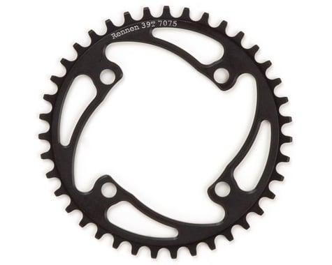 RENNEN BMX 4-Bolt Chainring (Black) (35T)