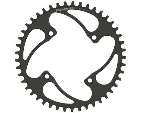 RENNEN BMX Threaded 4-Bolt Chainring (Black) (41T)