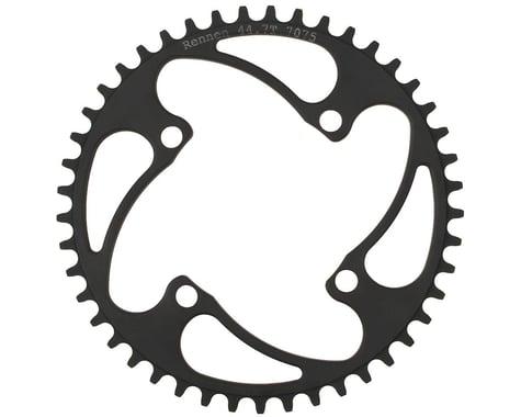 RENNEN 4-Bolt Decimal Chainring (Black) (39.9T)