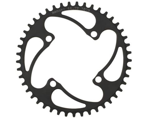 RENNEN 4-Bolt Decimal Chainring (Black) (38.9T)
