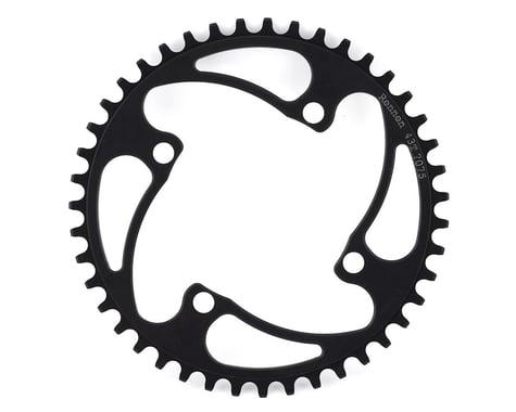 RENNEN 4-Bolt Chainring Non-Threaded (Black) (43T)