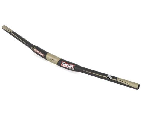 Renthal Fatbar Lite Carbon Handlebar (Black) (31.8mm) (10mm Rise) (740mm)