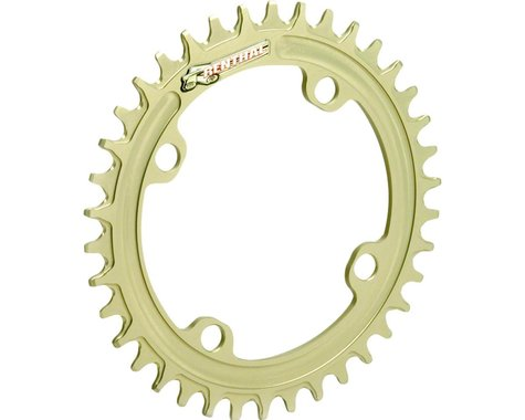 Renthal 1XR Chainring (Gold) (104mm BCD) (34T)