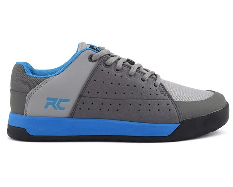 Ride Concepts Livewire Women's Flat Pedal Shoe (Charcoal/Blue) (10)