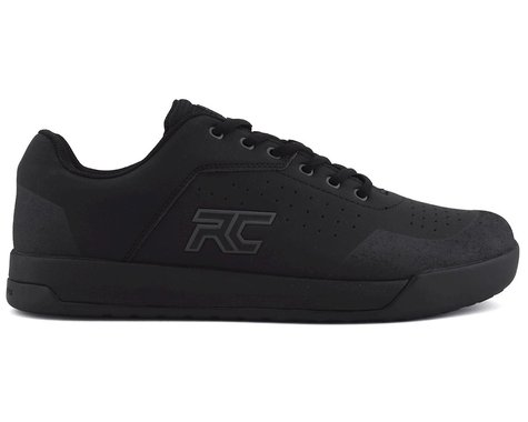 Ride Concepts Hellion Flat Pedal Shoe (Black/Black) (8)