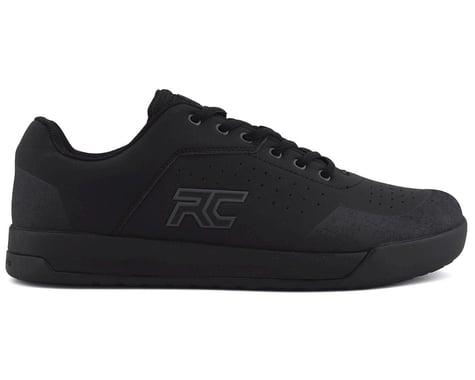 Ride Concepts Hellion Flat Pedal Shoe (Black/Black) (12)