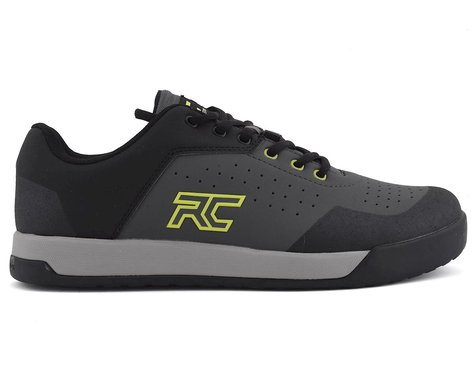 Ride Concepts Hellion Flat Pedal Shoe (Charcoal/Lime) (11)