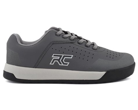 Ride Concepts Hellion Women's Flat Pedal Shoe (Charcoal/Mid Grey) (10)