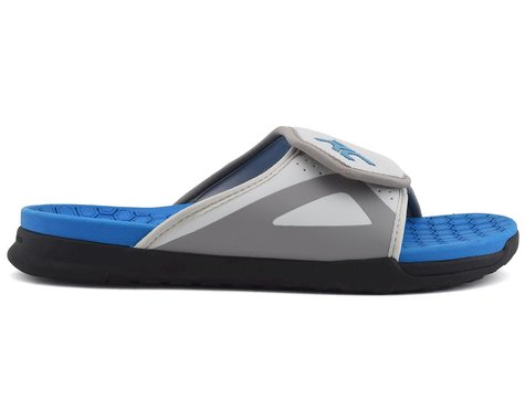 Ride Concepts Coaster Women's Slider Shoe (Light Grey/Blue) (6)