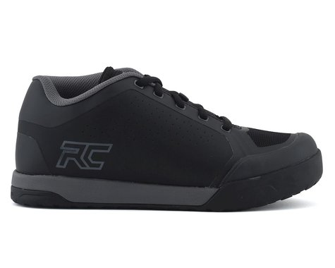 Ride Concepts Powerline Flat Pedal Shoe (Black/Charcoal) (7.5)