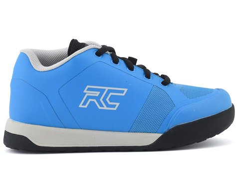 Ride Concepts Women's Skyline Flat Pedal Shoe (Blue/Light Grey) (10)