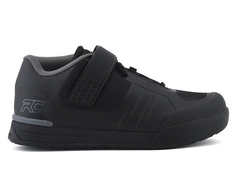 Ride Concepts Transition Clipless Shoe (Black/Charcoal) (7.5)