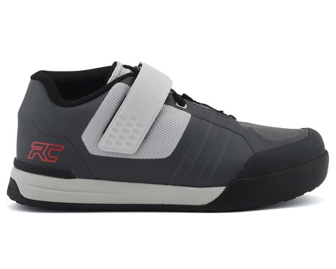 Ride Concepts Transition Clipless Shoe (Charcoal/Red) (7.5)