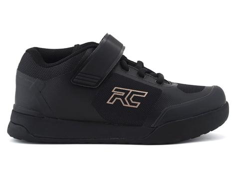Ride Concepts Women's Traverse Clipless Shoe (Black/Gold) (7)