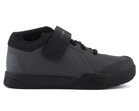 Ride Concepts TNT Flat Pedal Shoe (Dark Charcoal) (6.5)