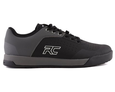 Ride Concepts Hellion Elite Flat Pedal Shoe (Black/Charcoal) (10)