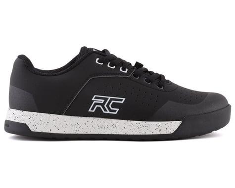 Ride Concepts Women's Hellion Elite Flat Pedal Shoe (Black/White) (7.5)