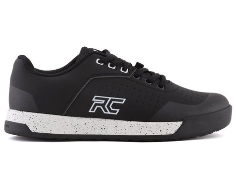 Ride Concepts Women's Hellion Elite Flat Pedal Shoe (Black/White) (9.5)