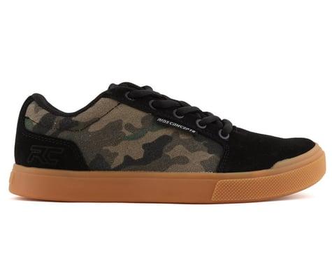Ride Concepts Vice Flat Pedal Shoe (Camo/Black) (12)