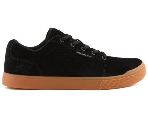 Ride Concepts Vice Flat Pedal Shoe (Black) (7.5)